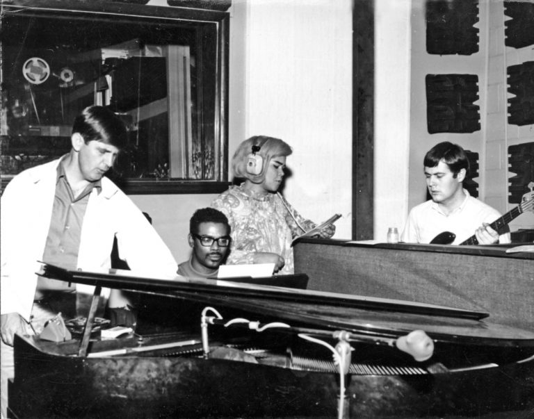 Etta James session