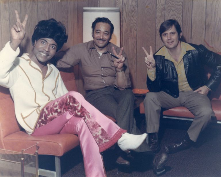 Little Richard, Bumps Blackwell & Rick Hall