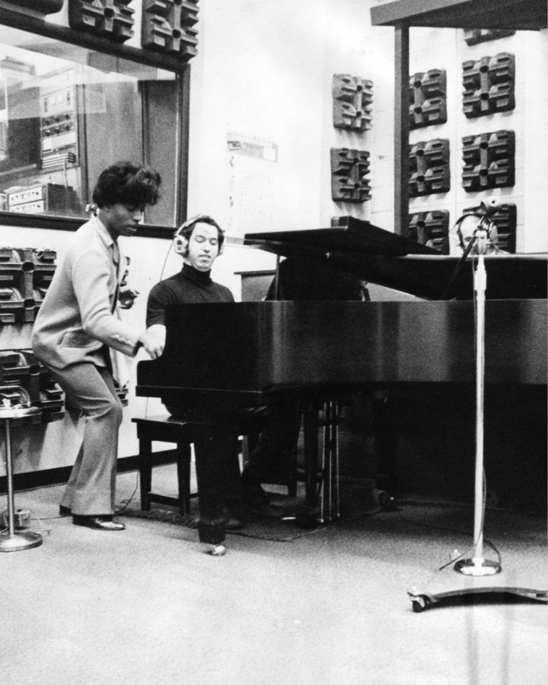 Little Richard & Clayton Ivey