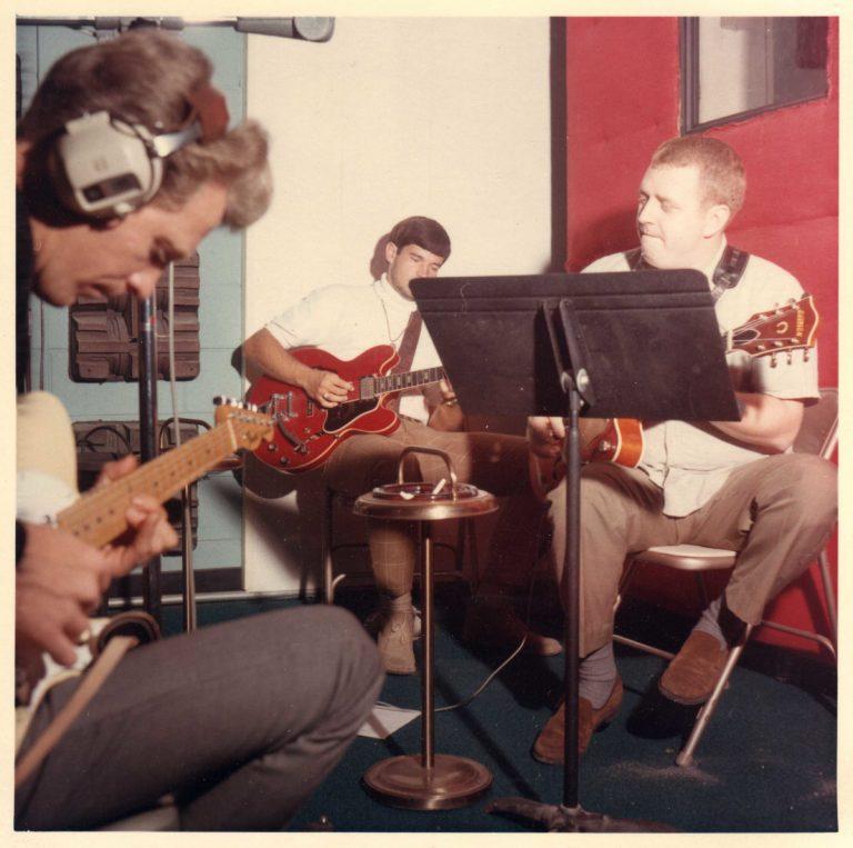 Jr. Lowe, Travis Wammack & Jimmy Johnson